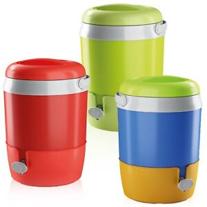 Thermo 6L Bottle Barrel Beverage Wine Water Dispenser Tabletop Party BBQ Drink   $17.50