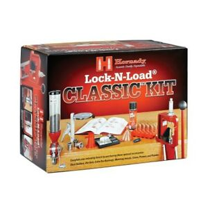 Hornady 085003 Lock N Load Classic Reloading Press Kit
