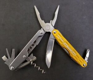 Leatherman Juice C2 Multi-Tool Sunrise Yellow