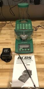 RCBS 98923 ChargeMaster 1500 Powder Scale and Dispenser Combo - 110 Volt