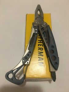 ~NEW~ Leatherman Skeletool Multi-Tool Blue