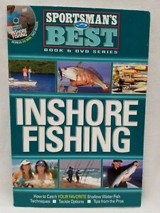 Sportsmans Best Inshore Fishing Book and DVD By Mike Holliday