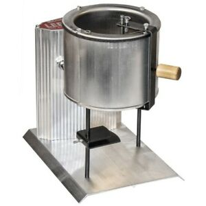 Precision Electric Lead Metal Melter Pot Casting Adjustable Mold Guide Reloading