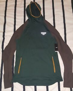 Nike X Undercover Gyakusou Dry-Fit Knit Sleeve Pullover Hoodie Size L 743345-300