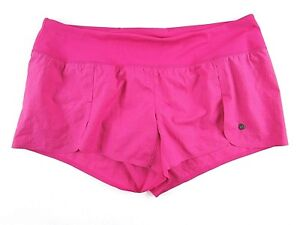 Brooks Womens Pink Running Shorts Pure Project NWT SIZE L