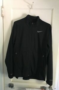 Nike Men's Complete Workout Outfit -- Jacket Shirt Shorts (LargeXL Like New)