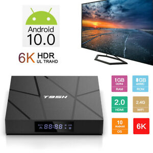 X96 Mini TV Box Android 7.1.2 Amlogic S905W Quad Core WiFi HD 1G+8G 4K Player