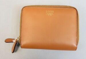 Lodis LA Women's Laguna RFID Laney Continental Double Zip Wallet AB4 Toffee