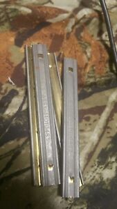Used 30 military a.l.s. 11010483  brass 5.56 223 strips
