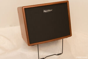 New Hughes & Kettner ERA 1 Acoustic Combo Amp System Natural finish