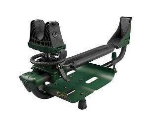 Caldwell Lead Sled DFT 2 Adjustable Ambidextrous Recoil Reducing Rifle Shooti...