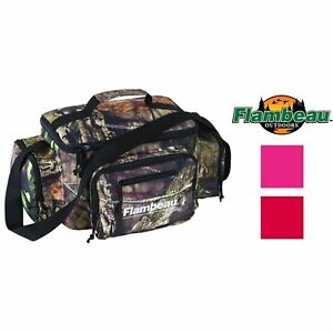 Flambeau G400 Fishing Tackle Bag with Tuff Containers