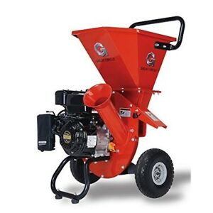 Wood Chipper Shredder Vacuum 3in1 Electric Tree Cutter Garden Yard Outdoors Red