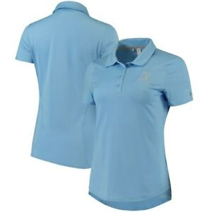 TPC Jasna Polana Under Armour Women's Leader Performance Polo - Light Blue
