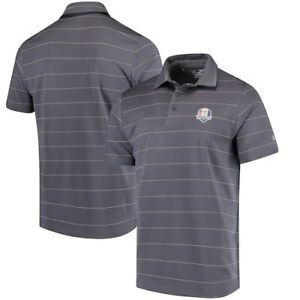 Under Armour 2018 Ryder Cup Playoff Wedge Polo - Gray