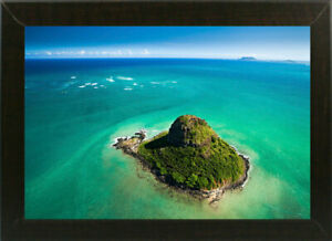 Bay Isle Home 'Chinaman's Hat' Photographic Print