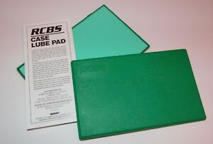 RCBS Case Lube Pad for Reloading - FREE S&H