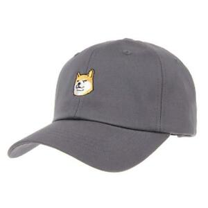 WITHMOONS Baseball Cap Shiba Inu Dog Embroidery Cotton Hat KR1304