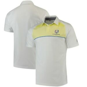 Under Armour 2018 Ryder Cup Threadborne Infinite Performance Tri-Blend Polo -