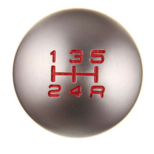 5 Speed Gear Shift Knob Shifter Lever Stick Head for JDM Honda Civic Type R US $13.99
