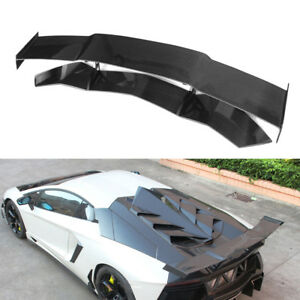 Carbon Fiber Rear Trunk Spoiler Racing Wing for Lamborghini Aventador LP700 DMC