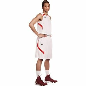 Under Armour Women's Stock Clutch Reversible Basketball Jers