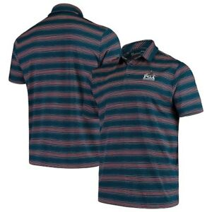 2019 PGA Championship Under Armour Playoff Backspin Polo - TealOrange
