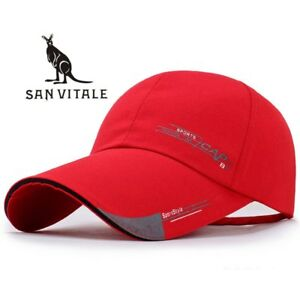 Hats & Caps Men Spring Army Gorras Para Hombre Stranger Things Golf Fitted Bone