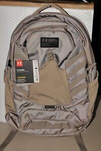 Men's Under Armour Hudson Backpack Taupe #1294719