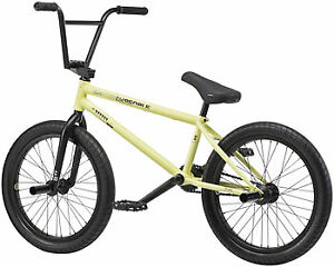 We The People Reason 20 2019 Complete BMX Bike 20.75 Top Tube Matte Pastel