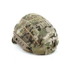 MC Genuine Multicam Helmet Cover for Size M AF Tactical Helmet Protective Cover
