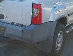 2000 2004 For Nissan Xterra Rear,Right Bumper Cover OEM