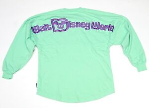 New Disney Parks Walt Disney World Princess Ariel SPIRIT JERSEY Long Sleeve