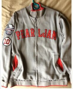 NEW Pearl Jam Crash 2016 Jacket Boston Red Sox Fenway Park LIMITED EDITION 500