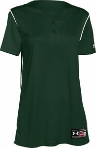 Under Armour Women's Stock Change Up Softball Henley
