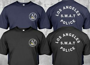 NEW SWAT Police Department Los Angeles Tv Series SECURITY INVESTIGATION T-Shirt