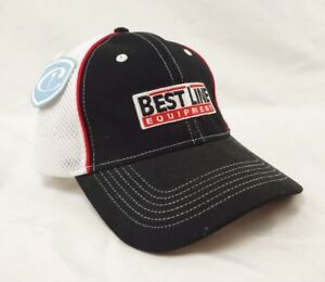 NWT Best Line Equipment Mesh Trucker Hat Multi Size