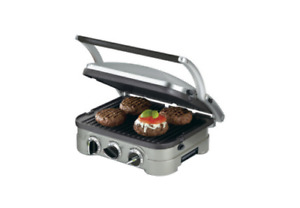 Cuisinart Griddler® Multifunctional Grill NEW OPEN/DAMAGED BOX
