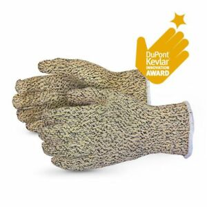 Cut Resistant Gloves with Kevlar (XL) (3 Pair)