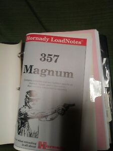 Hornady Reloading Manual 357 44 special 44mag 45 ACP