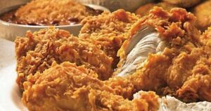 RECIPE FOR POPEYES GOLDEN CRISPY FRIED CHICKEN (ONLY 99 CENTS WOW )