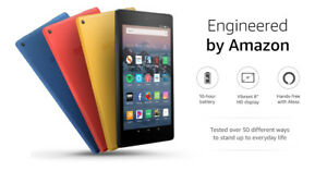 All-New Fire HD 8 Tablet  8