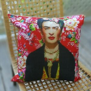 Artista Mexican Frida with Red Peony Flower Case Free Same Day USPS Shipping