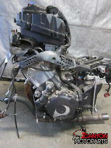 08 09 10 11 Honda CBR 1000 RR 1000RR Engine Motor Complete Cart Kit ECU VIDEOS