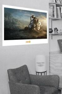 Fallout 76 Dawn Power Armor Limited Edition Lithograph Numbered #500 24