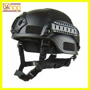 Quality Lightweight FAST Helmet Airsoft MH Tactical Helmet Outdoor Tactical Pain