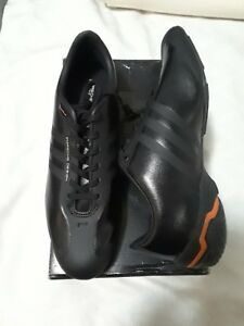 Adidas Porsche Design Sport P5000 Men's Sneakers Black Shoes Leather Size 8 12