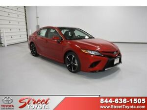 2019 Toyota Camry  2019 4dr Car New Regular Unleaded I-4 2.5 L152 8 FWD Red