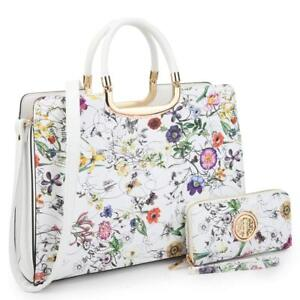 Women's Handbags and Purses Ladies Designer Tote Shoulder Bags Satchel Top Handl