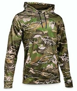 Under Armour Men's Icon Hoodie Pullover, Water Resistant, 3 Colors, New in Stock $48.10
